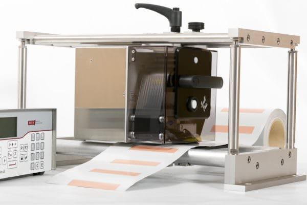 Firma Bein, Kennzeichnungssysteme, Drucker, Markierungssystem, Ettiketiertechnik