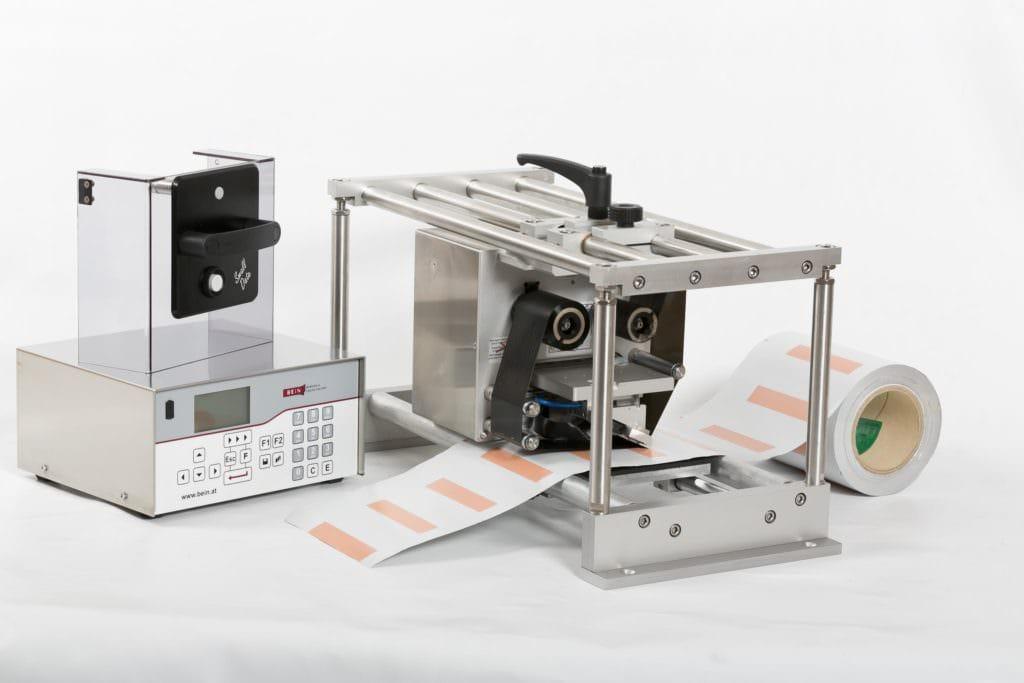 Small Date Direktdrucksystem für Etikettendruck