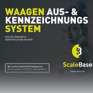 ScaleBase Waagen Aus- und Kennzeichnungssystem