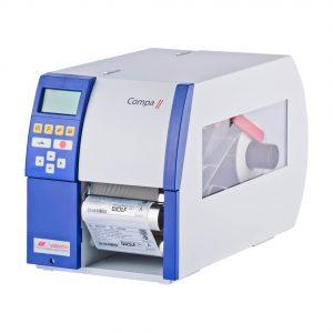 Carl Valentin COMPA II 106/12 Transferdrucker mit Spendeeinrichtung
