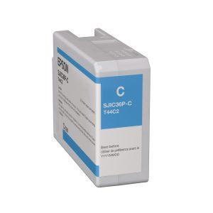 Epson Colorworks C6000/C6500/C6500Ae Farbkartusche Cya