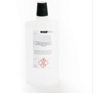 Ethanol Reiniger in der 1 Liter Flasche zur Verwendung mit Ethanol Tinten