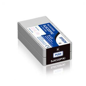 Epson Colorworks C3500 Farbkartusche black