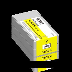 Epson Colorworks C831 Farbkartusche Yellow