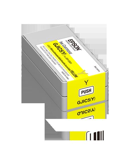 Farbkartusche C831 yellow1