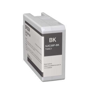 Epson Colorworks C6000/C6500/C6500Ae Farbkartusche black